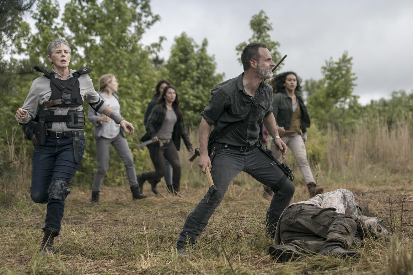 """Staffel 9B von """"The Walking Dead"""" startet am 11. Februar nur bei Sky (Photo Credit: Jackson Lee Davis/AMC)"""