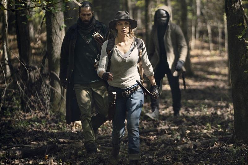 """Die Kultserie """"The Walking Dead"""" geht in die elfte Staffel und fesselt nach wie vor. Bildquelle: Disney"""